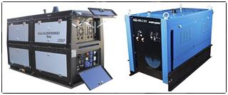Двухпостовые сварочные агрегаты АДД-2х2501 и АДД-2х2502