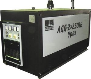 Сварочный агрегат АДД-2х2501 (В)