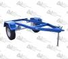 Шасси колёсное для сварочных агрегатов АДД